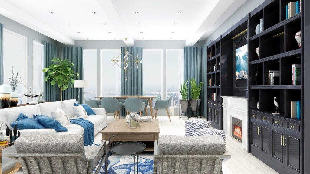 design a stress free home