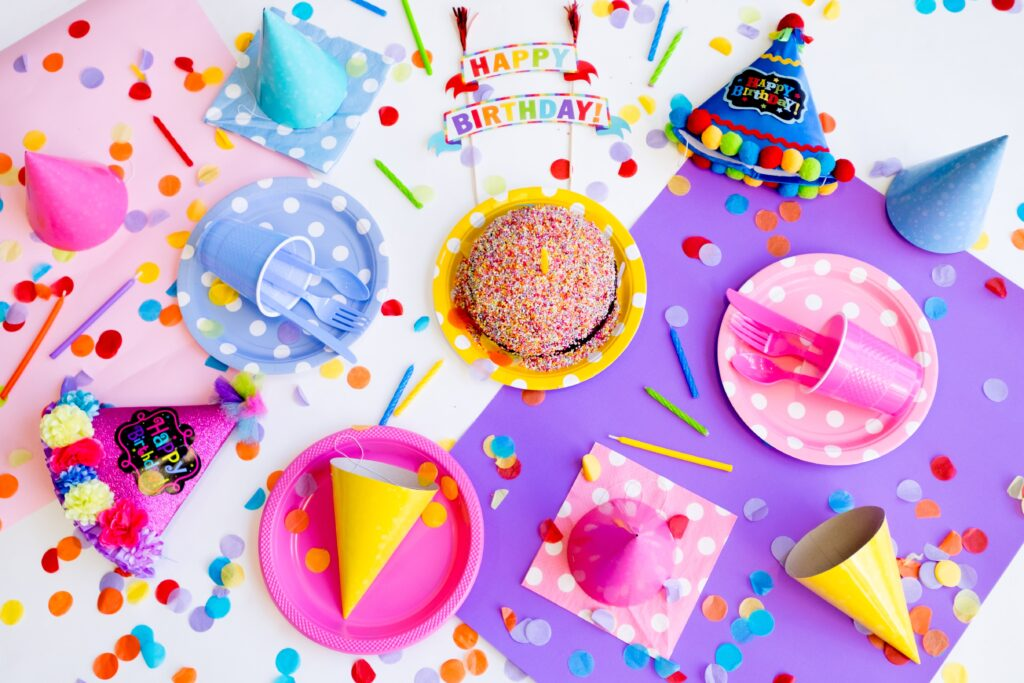 virtual birthday ideas