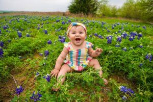 funny things babies do