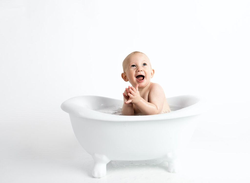 best bath products for baby