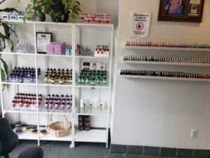 karma organic nail polish